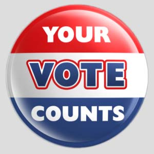 vote counts button picture