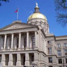 georgia capitol building picture