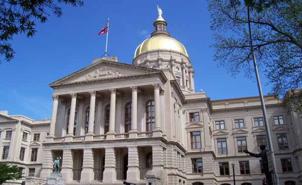georgia capitol building picture
